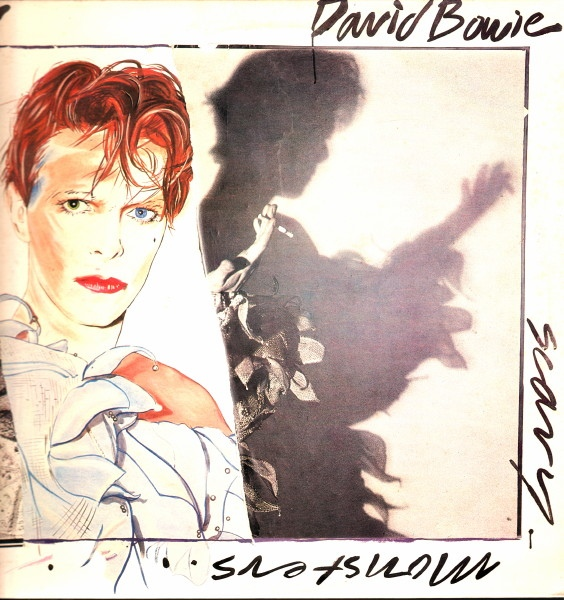 Bowie, David Scary Monsters