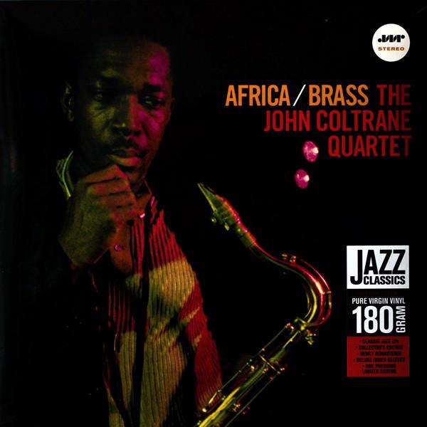 The John Coltrane Quartet Africa / Brass Vinyl