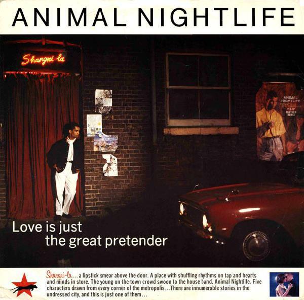Animal Nightlife Love Is Just The Great Pretender Vinyl