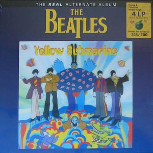 The Beatles Yellow Submarine - The Real Alternate Album