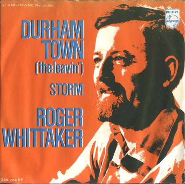 Whittaker, Roger Durham Town Vinyl