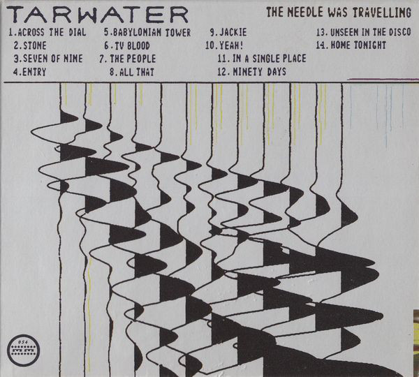 Tarwater The Needle Was Travelling CD