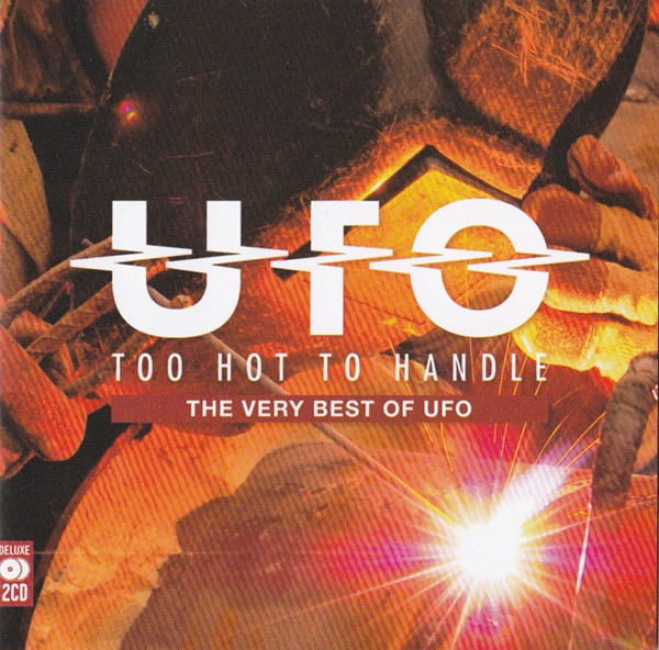 UFO The Best Of - Too Hot To Handle