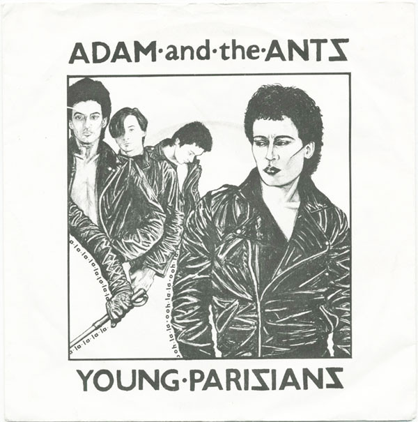 Adam & The Ants Young Parisians