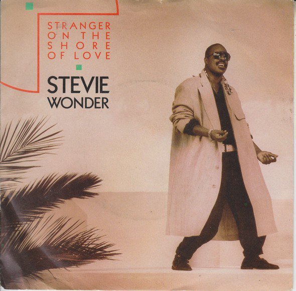 Wonder, Stevie Stranger On The Shore of Love