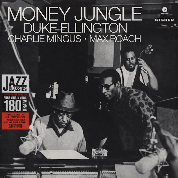 Duke Ellington • Charlie Mingus • Max Roach Money Jungle Vinyl