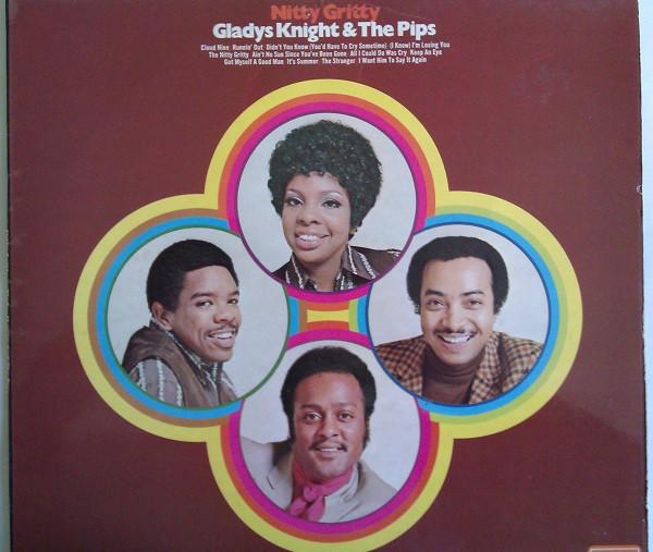 Knight Gladys & The Pips Nitty Gritty Vinyl