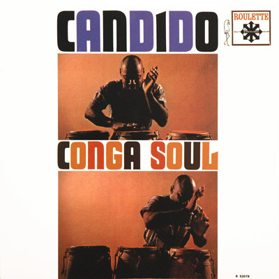 Candido Conga Soul