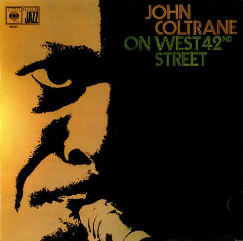 Coltrane, John On West 42nd Vinyl