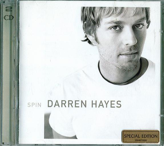Hayes, Darren Spin CD