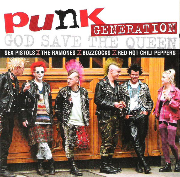 Various Punk Gneration God Save The Queen