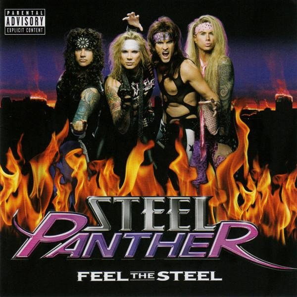 Steel Panther Feel The Steel CD