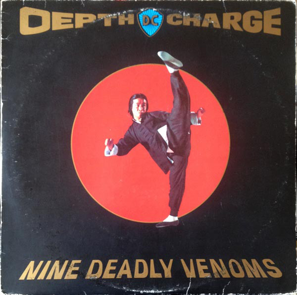 Depth Charge Nine Deadly Venoms Vinyl