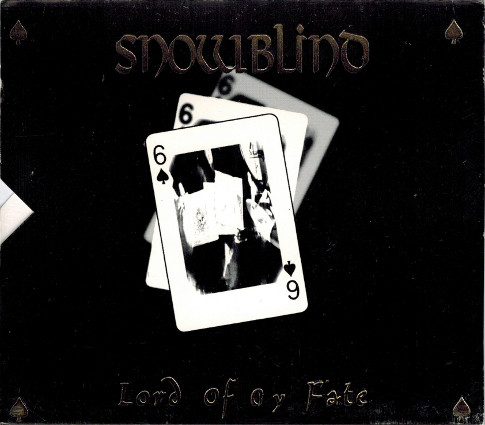 Snowblind Lord Of My Fate