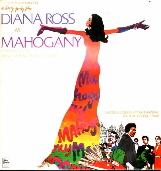 Michael Masser The Original Soundtrack Of Mahogany Vinyl