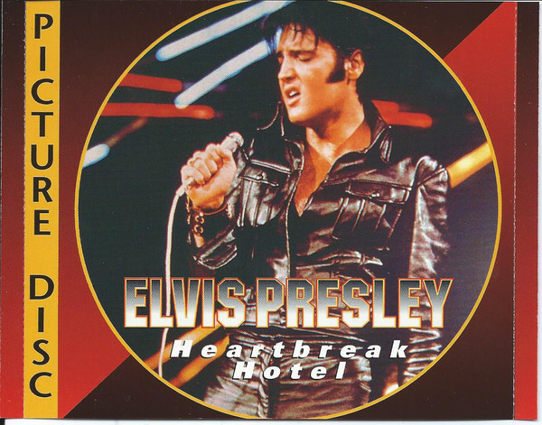 Presley, Elvis Heartbreak Hotel CD