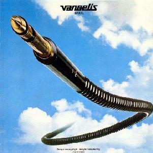 Vangelis Spiral Vinyl