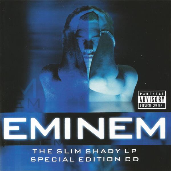 Eminem The Slim Shady LP