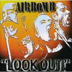 Airbomb Look Out! CD