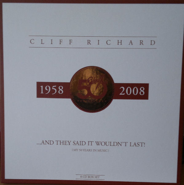 Richard, Cliff ... And They Said It Wouldn't Last