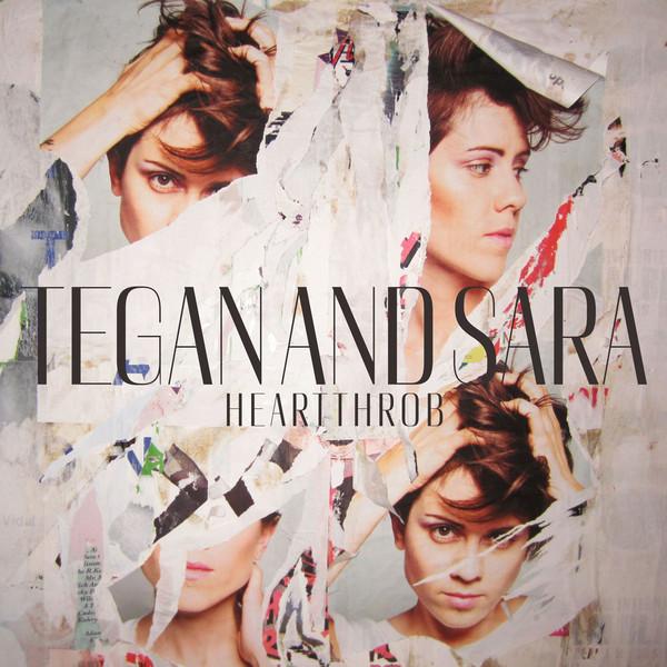 Tegan And Sara Heartthrob CD