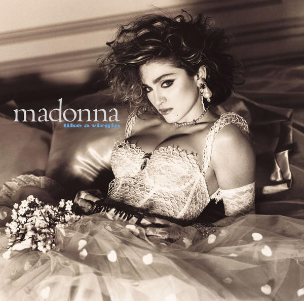 Madonna Like A Virgin Vinyl