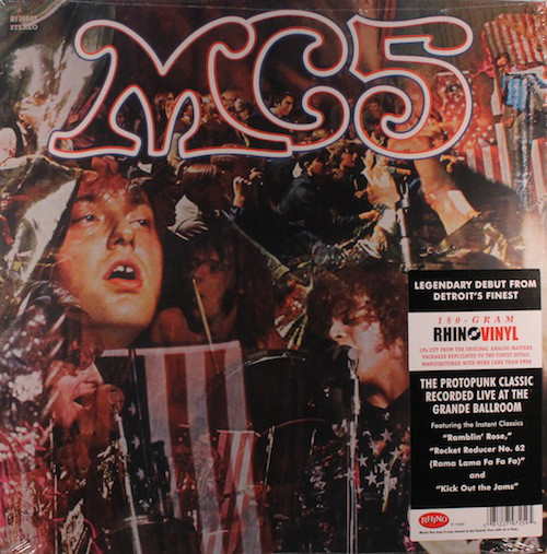MC5 Kick Ot The Jams
