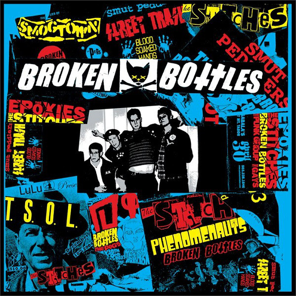Broken Bottles Suburban Dreams  Vinyl