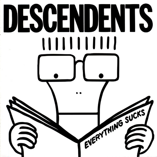 Descendents Everything Sucks CD