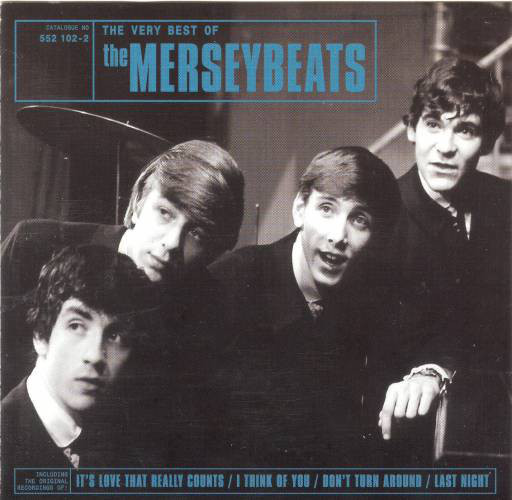 The MerseyBeats The Very Best of The Merseybeats