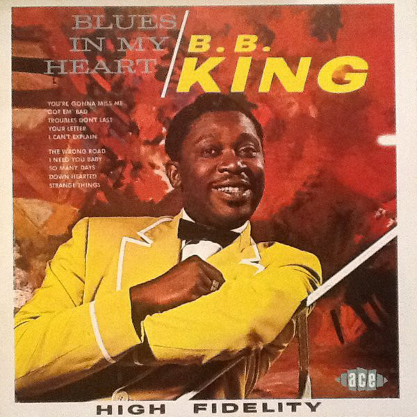 King, B.B. Blues In My Heart