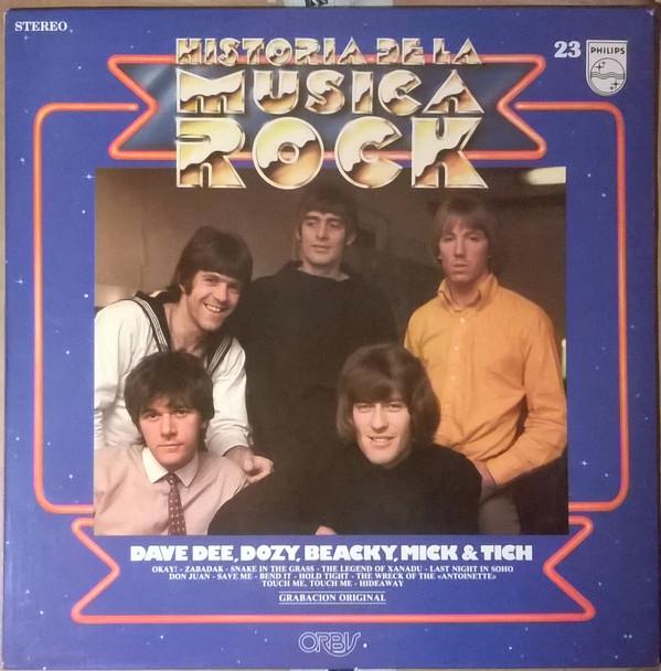 Dave Dee, Dozy, Beaky, Mick & Tich Greatest Hits Vinyl