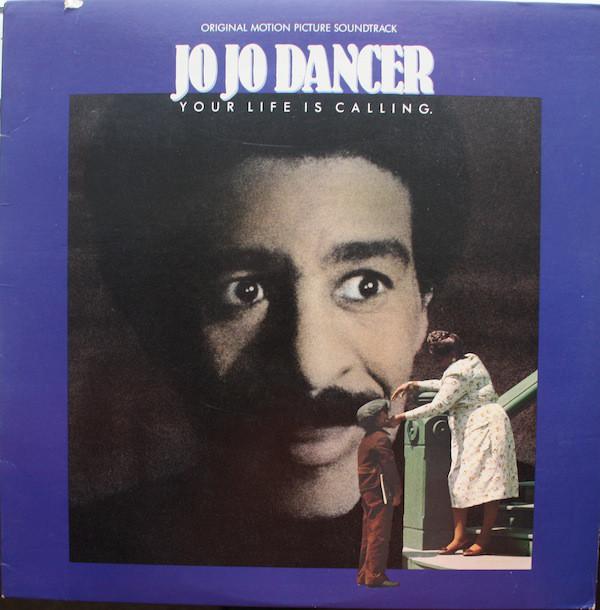 Motion Picture Soundtrack Jo Jo Dancer Vinyl