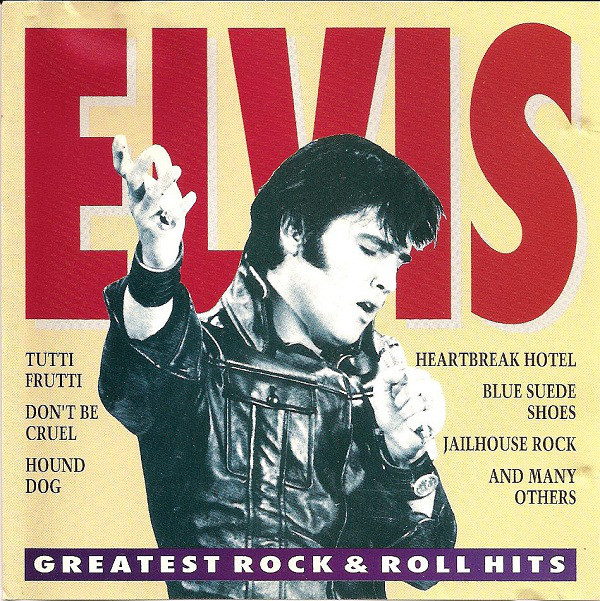 Elvis Greatest Rock & Roll Hits CD