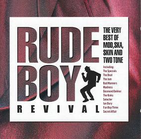 Various Rude Boy Revival CD