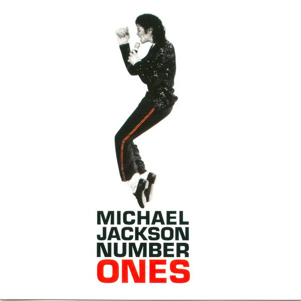 Michael Jackson Number Ones Vinyl