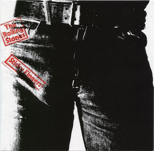 Rolling Stones, The Sticky Fingers