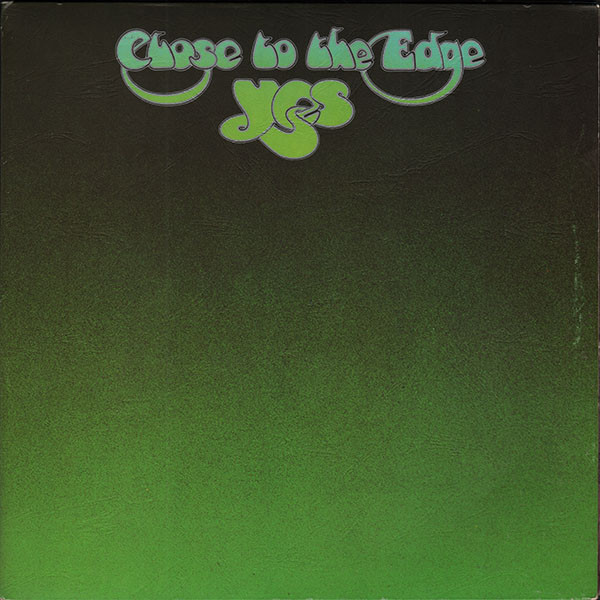 Yes Close To The Edge Vinyl