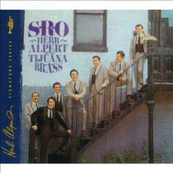 Herb Alpert & The Tijuana Brass  S.R.O Vinyl