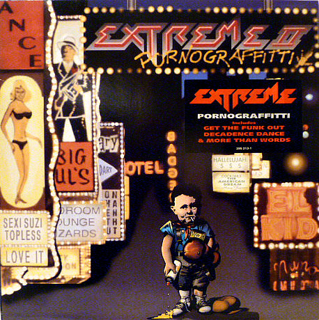 Extreme Extreme II: Pornograffitti  Vinyl
