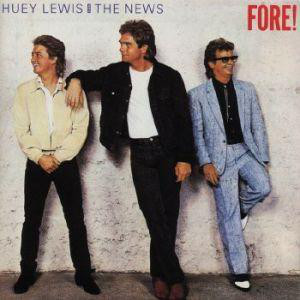 Lewis, Huey & The News Fore