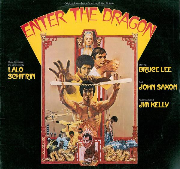 Schifrin, Lalo Enter The Dragon Vinyl