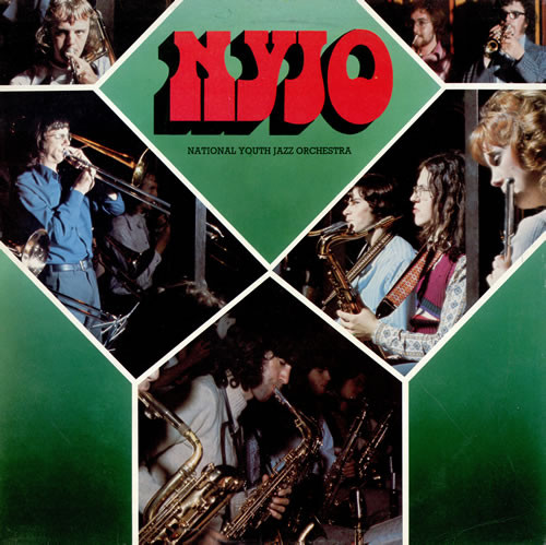 National Youth Jazz Orchestra N.Y.J.O. Vinyl