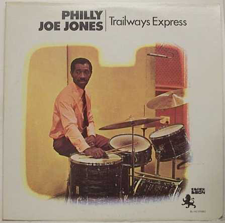 Jones, Philly Joe Trailways Express