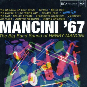 Henry Mancini And His Orchestra Mancini '67 Vinyl