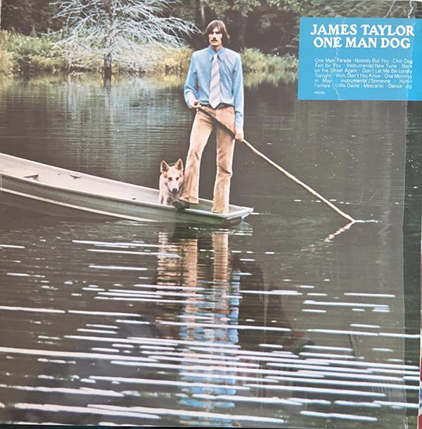 Taylor, James One Man Dog