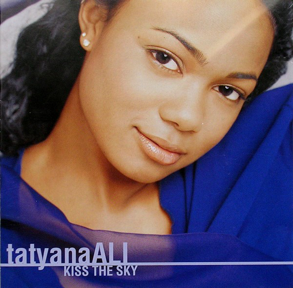 Ali, Tatyana Kiss The Sky CD