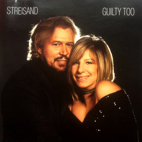 Barbara Streisand Guilty Too CD
