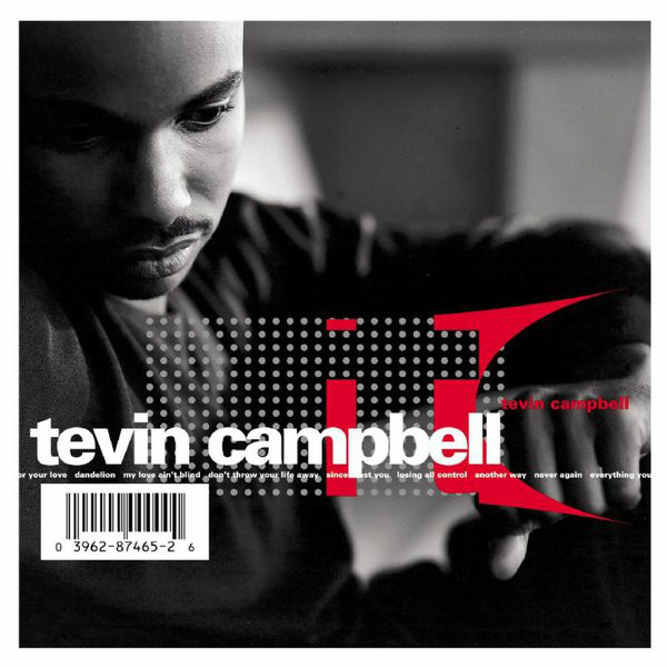 Campbell, Tevin Tevin Campbell CD