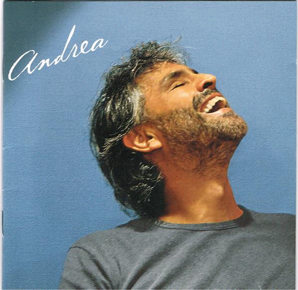 Bocelli, Andrea Andrea CD